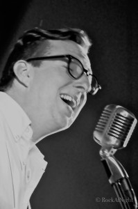 Channeling Buddy Holly?