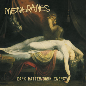 Dark Matter Dark Energy Album Art