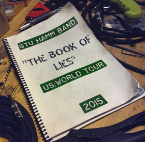 The Book of Lies - cover.15