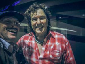 Selfie-Russ and Henry Paul-1