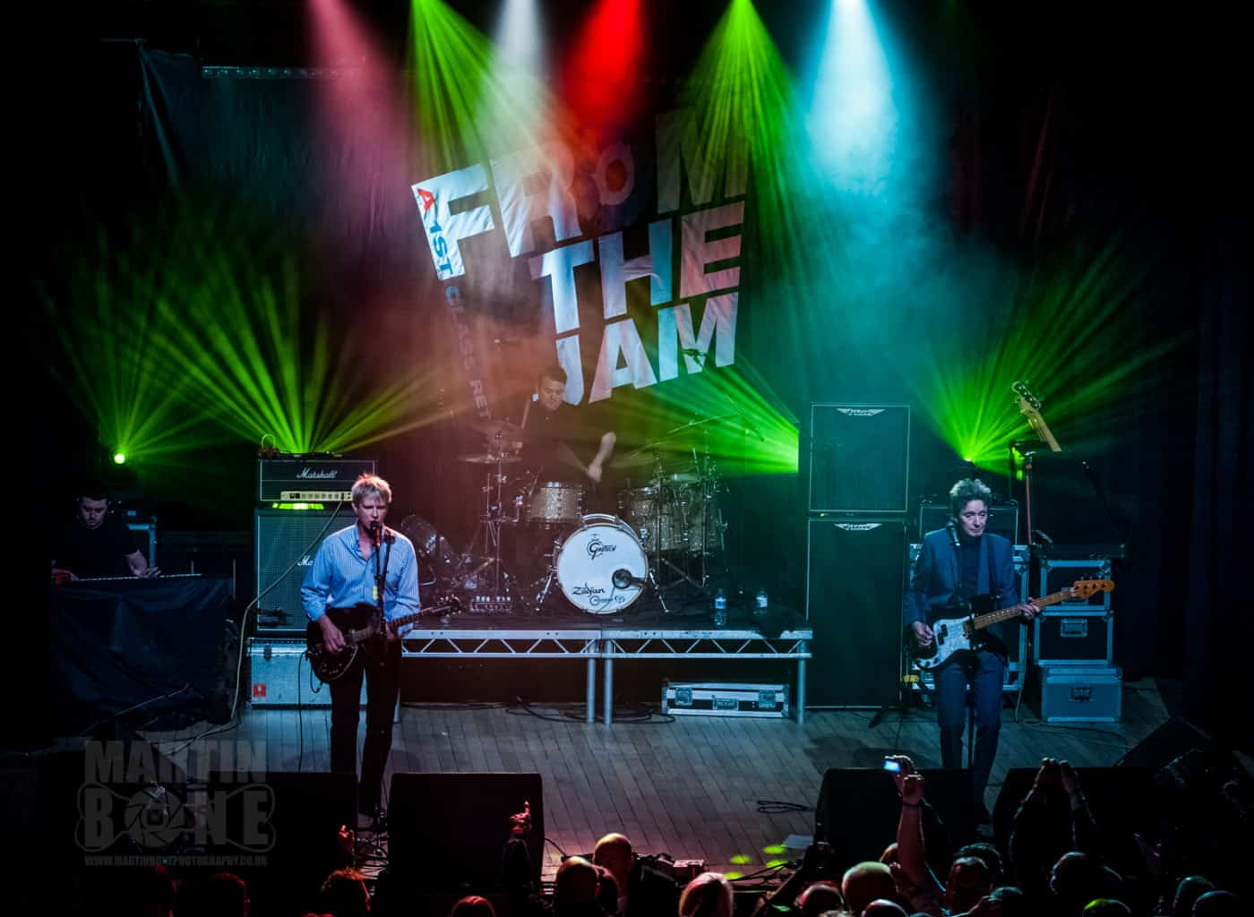 From The Jam  Concert – Troon Concert Hall May 2016 -1-2