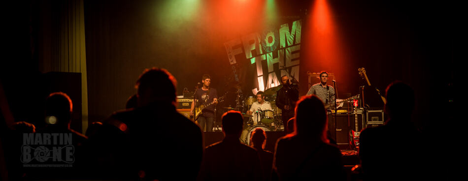 From The Jam Concert Troon Concert Hall 2016