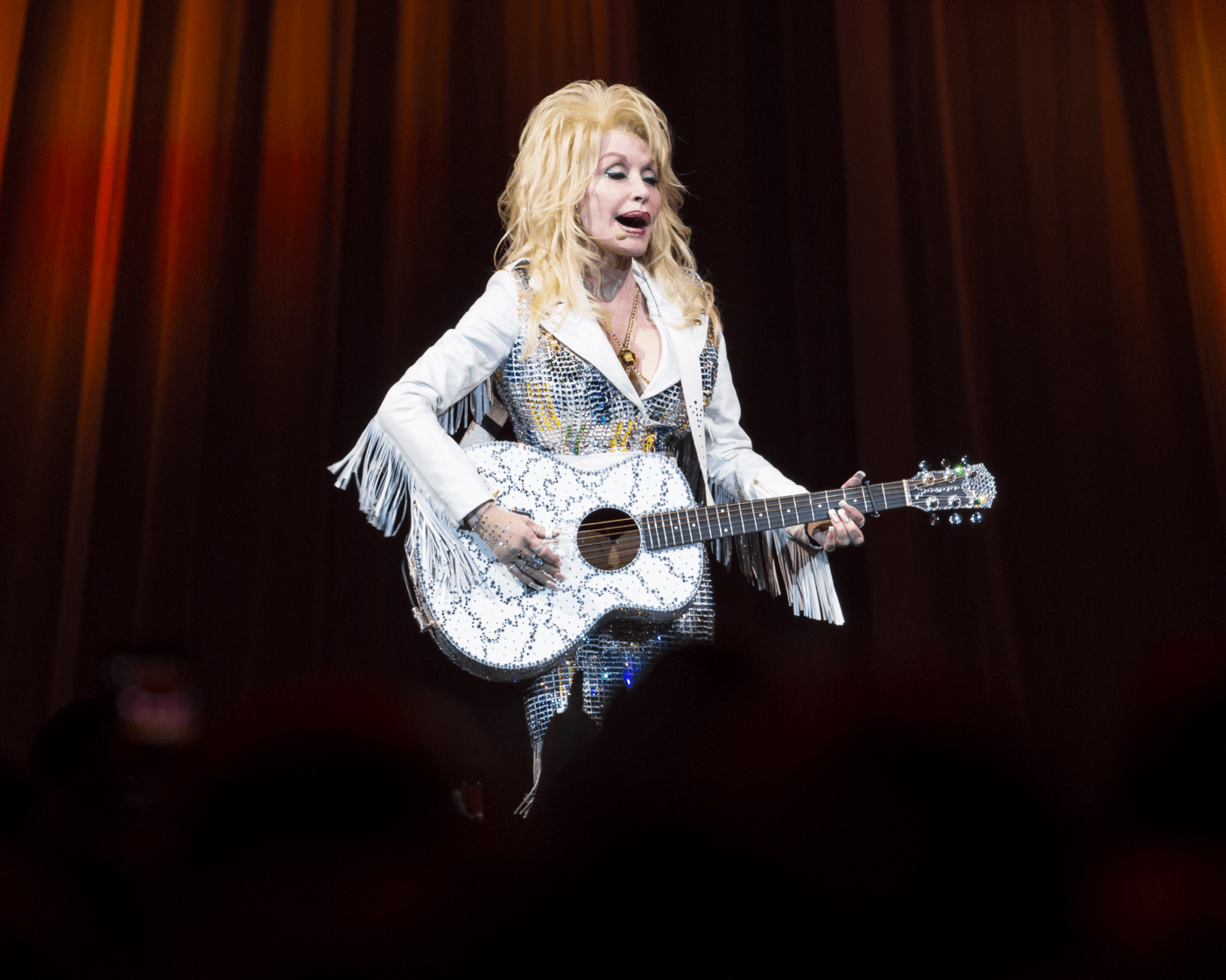 Dolly Parton-Photo by Lisa Bower