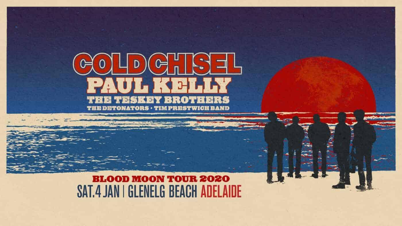 Cold Chisel – Blood Moon Tour