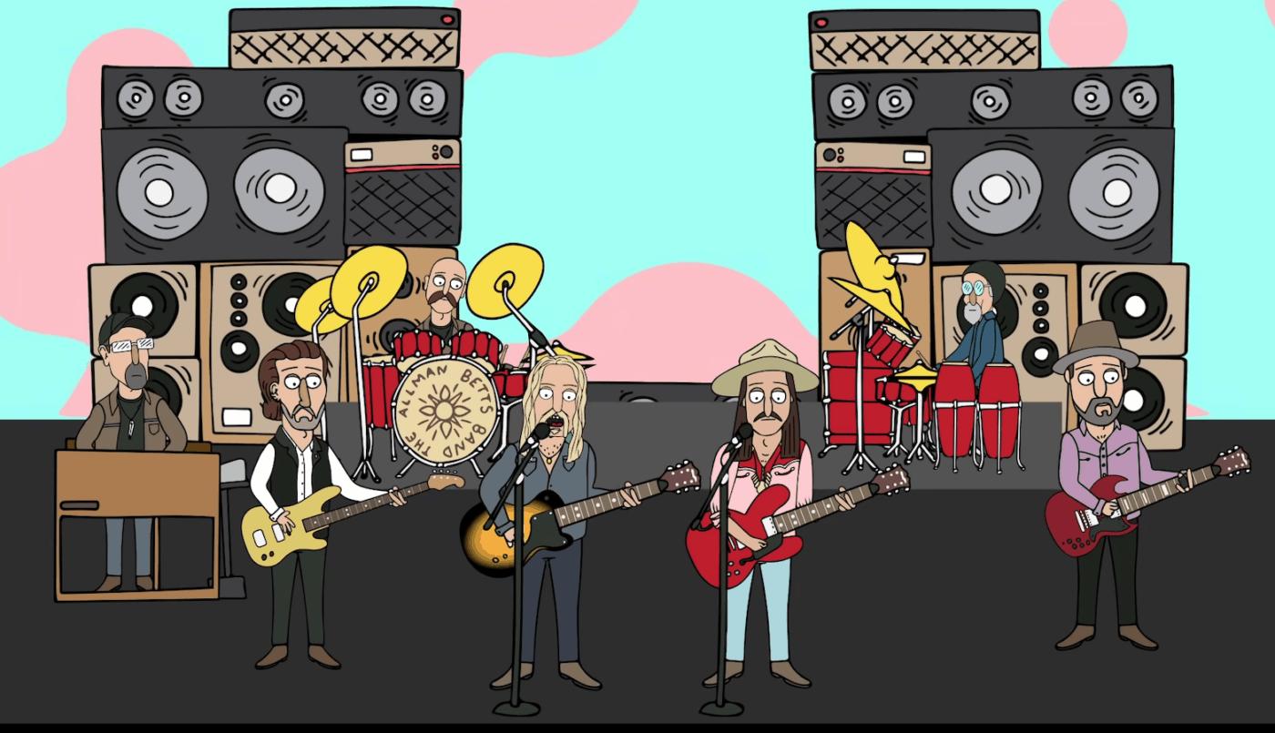 Almann Betts Band
