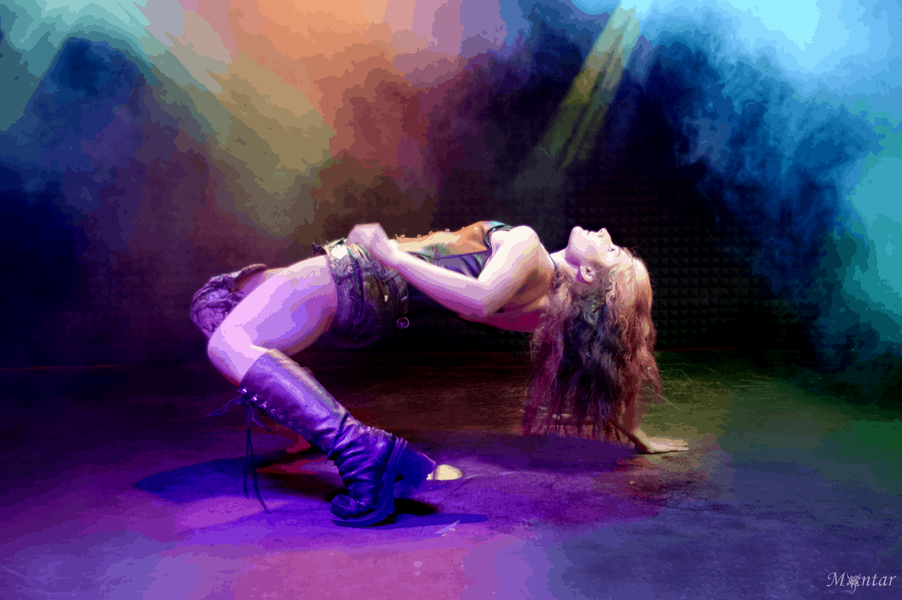 Anna Achimowicz and Rock Dance Theatre